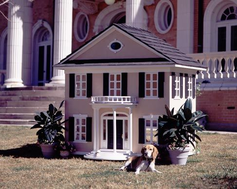 Maison Custom Dog House Previous In Dog Houses Next In Dog Houses
