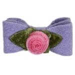 Sweetheart Rose Hair Bow