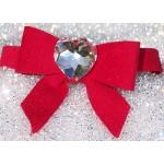 Heart Bow Collars