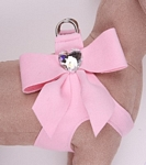 Susan Lanci Heart Bow with Tails Harness